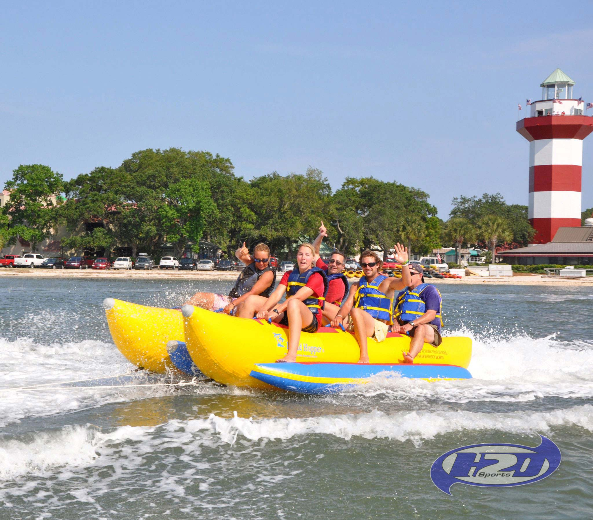 Hilton Head Banana Boat