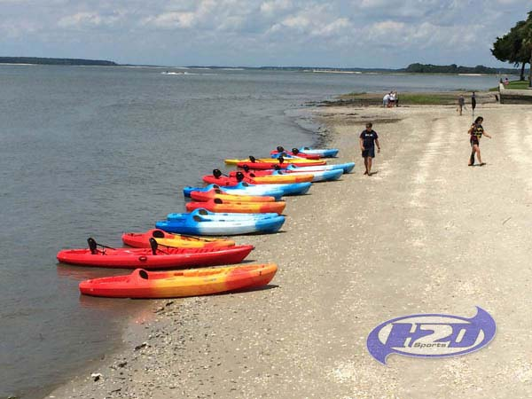 Hilton Head Kayak Rentals