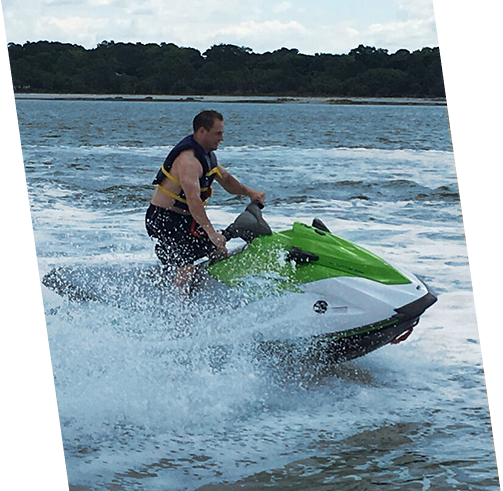 Jet Ski and Waverunner Rentals