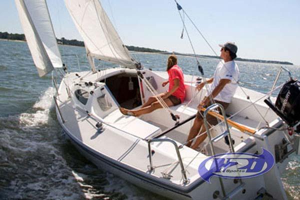 Hilton Head Sailing   Sailboat Rentals   Sunset Sails