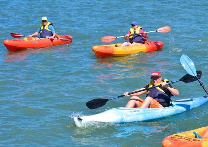 Hilton Head Activities - Parasail, Jet Ski, Kayak, Paddle